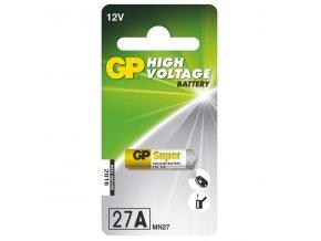 Baterie GP 27A 1ks  Alkaline 12V