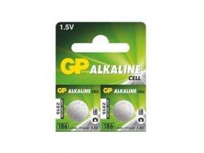 GP baterie Alkaline 186/1,5V/LR43