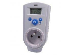 Zásuvkový termostat digitální TH-928T