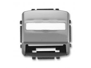 Kryt zásuvky Tango pro nosné masky 5014A-A100 S2 ABB