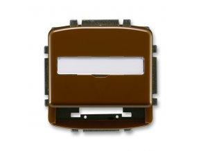 Kryt zásuvky Tango pro nosné masky 5014A-A100 H ABB