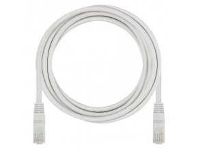 Kabel na internet  3m s koncovkami RJ45 UTP 5E