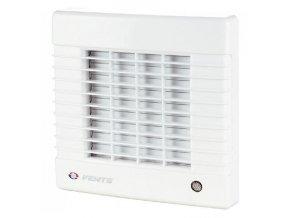 Ventilátor do koupelny Vents 150 MATH žaluzie, časovač, hydrostat