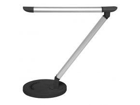 Stolní lampa LED LTZ03 stmívatelná, dotyková, černá, 7W
