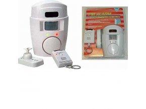 Alarm s pohybovým čidlem PIR ST205