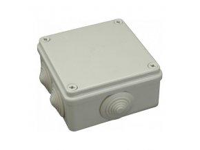 Krabice elektroinstalační 100x100x50 S-BOX 106 IP55