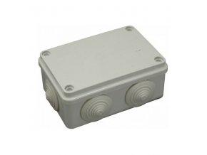 Krabice elektroinstalační 120x80x50 S-BOX 206 IP55