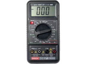 Multimetr RANGE RE92-A