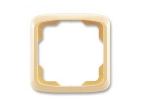 Rámeček TANGO 3901A-B10 D jednonásobný béžová