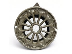 Větrací mřížka 125 mm dekorativní RETRO 125