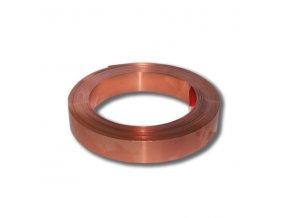 Uzemňovací měděná páska pro ZSA 16 0,5 m