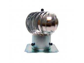 Ventilační turbína, komínová hlavice TRN 200