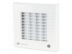 Ventilátor Vents 100 MATL žaluzie, časový spinač, ložiska