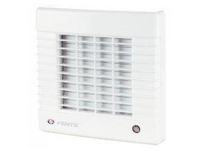 Ventilátor do koupelny Vents 100 MATL žaluzie, časový spinač, ložiska