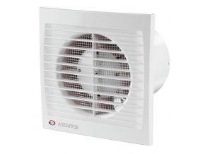 Ventilátor Vents 125 STL ložiska časový spinač