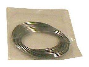 Cín, pájka trubičková 1,0mm Sn40 / PB60 s kalaf. 1m