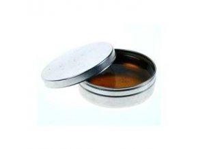 Kalafuna čistá 40g na pájení kovová miska