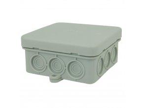 Krabice elektroinstalační 85x85x40 IP54