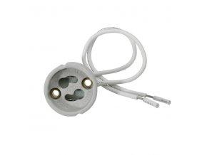 Patice, objímka GU10  HLDR-GZ10 na žárovku