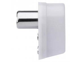 Konektor TV vidlice IEC úhlová