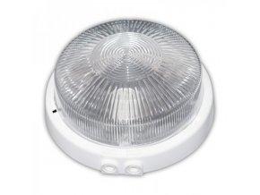 Svítidlo RIVA čirá/bílá 100W
