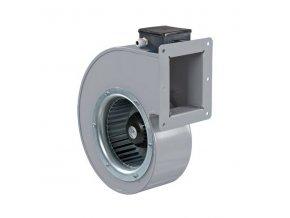 Ventilátor průmyslový SKT 180x92 do čtyřhranného potrubí