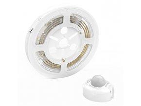 LED páska STRIP - DX-CDA-1 s čidlem pohybu, teplá bílá 2700K