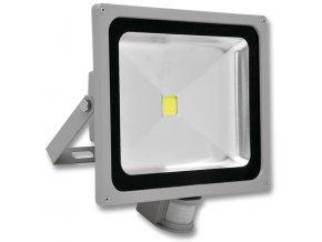 LED reflektor 50W s pohybovým čidlem GARY-RLEDF03-50W/PIR/3500K