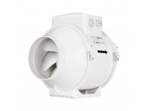 ventilator do potrubi axialni plastovy s prepinacem rychlosti a vyssim vykonem o 125 mm 385 1