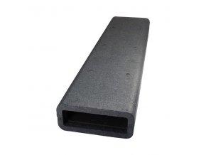 izolace pro ctyrhranne potrubi 220x90mm 1 m