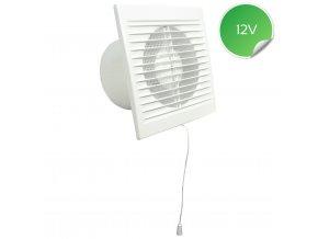 ventilatory do koupelny dalap 100 ptzl 12