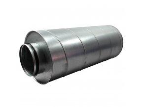 tlumic hluku o 125 mm delka 300 mm 2128 1