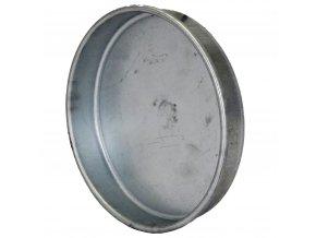 kovova zaslepka pro vzduchovody o 125 mm 649 1