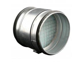 filtr vzduchu na zachytavani hrubych castic kruhovy do potrubi o 150 mm 892 1