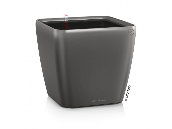 Lechuza Quadro LS 50 cm (kompletní set) - antracit