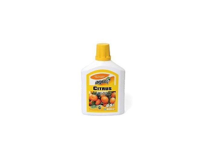 AGRO kapalné hnojivo pro citrusy 0,5L