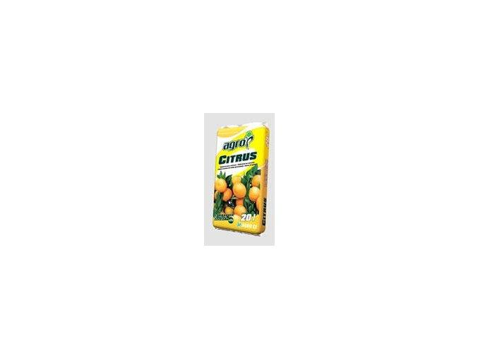 AGRO substrát pro citrusy 10L