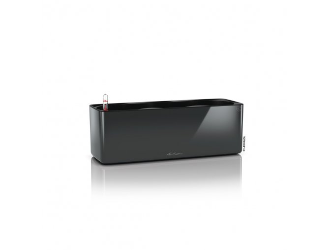 CUBE GLOSSY TRIPLE antracit