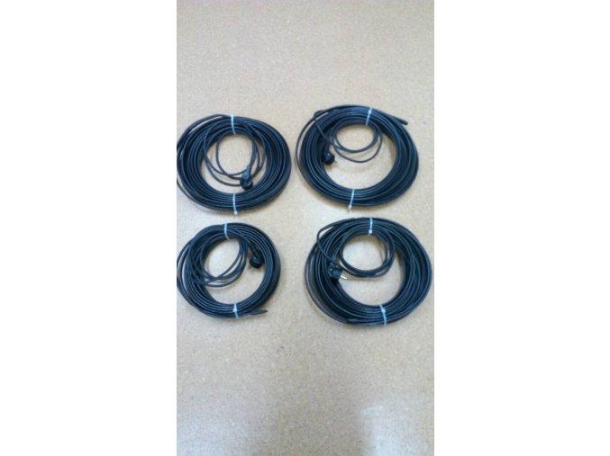 Samoregulační topný kabel Raychem Frostop, 10 metrů.