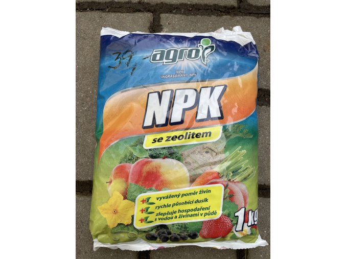 NPK hnojivo