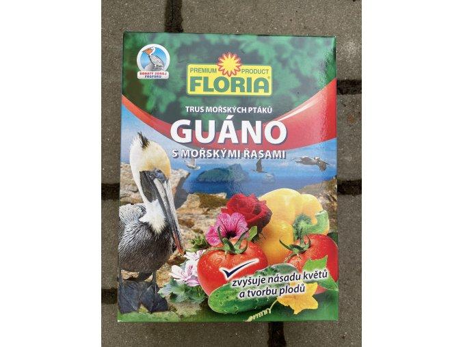 FLORIA GUÁNO s mořskými řasami, 0,8 kg