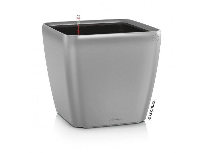 Lechuza Quadro LS 35 (kompletní set) - stříbrná