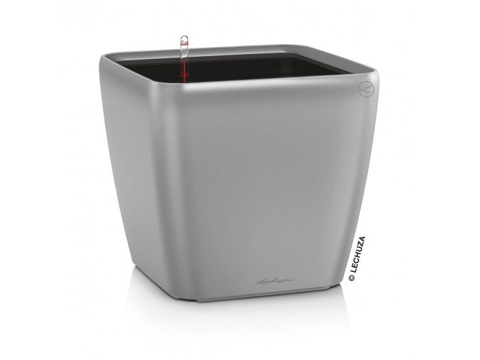 Lechuza Quadro LS 43 (kompletní set) - stříbrná