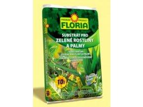 FLORIA substrát pro zelené rostliny a palmy 20L
