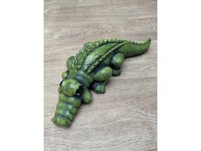 Krokodýlek 26 cm, 3 kg.