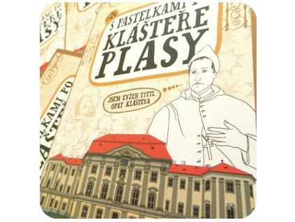 S pastelkami po klášteře Plasy