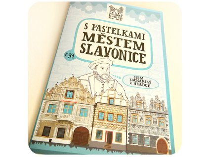 S pastelkami městem Slavonice