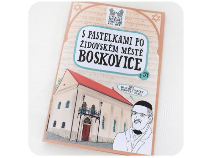 S pastelkami po židovském městě Boskovice