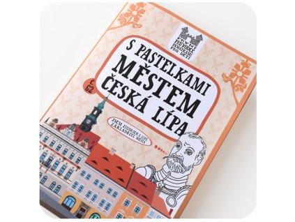 S pastelkami městem Česká Lípa
