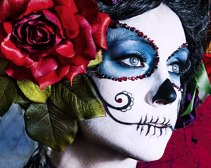Dia de Muertos aneb Dušičky po mexicku